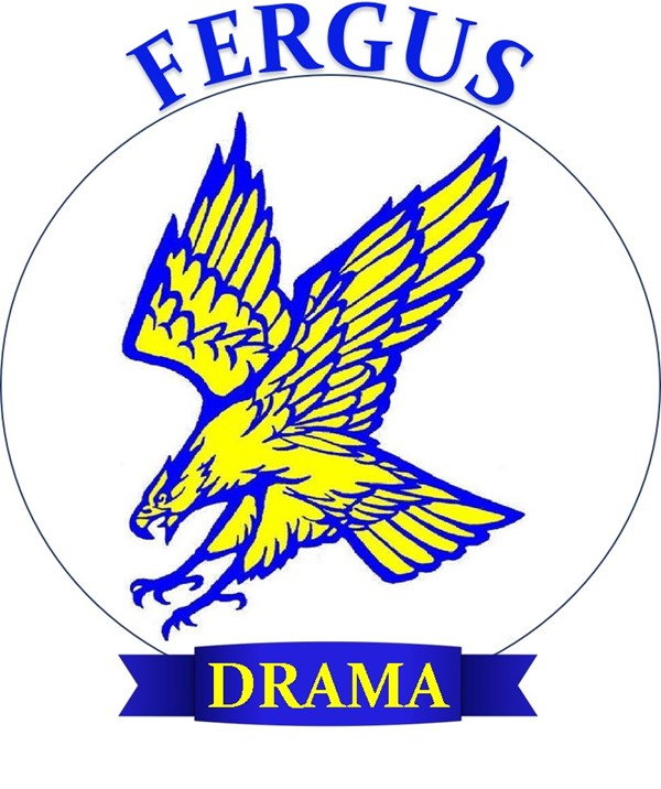 The new Drama team logo for our new shirts