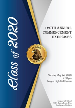 FHS 120th Annual Commencement Exercises Program