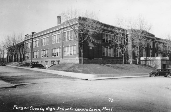 Fergus County High School